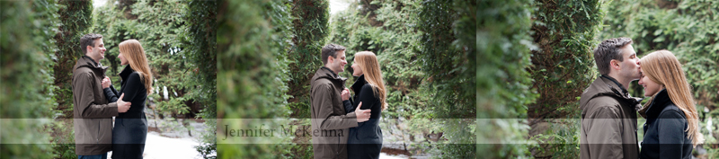 Winter Engagement Photos | Jennifer McKenna Photography