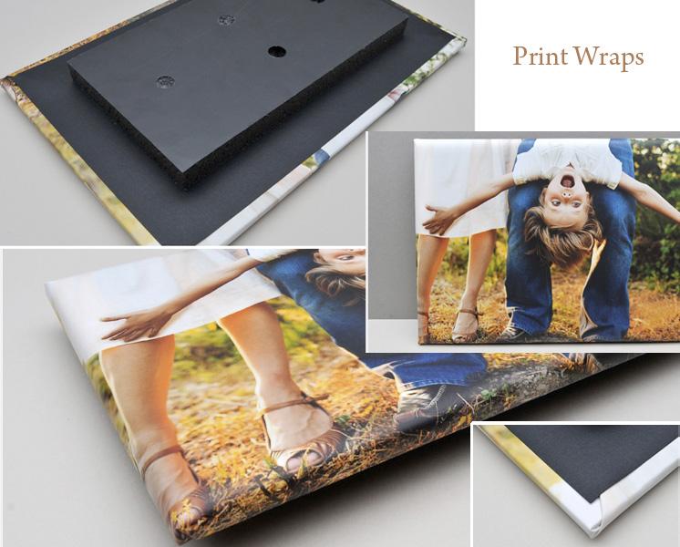 print wraps