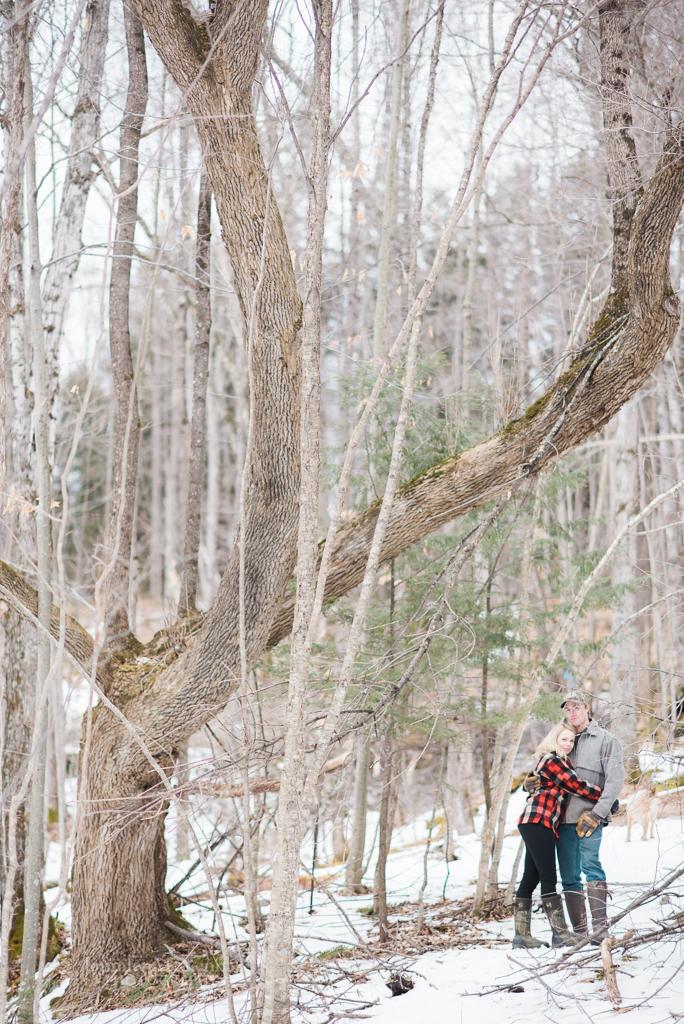 nature portraits woods walk